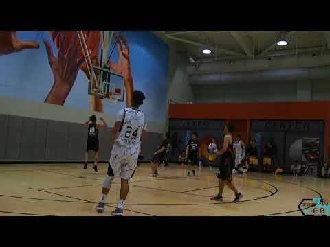 CEB|第三季洛杉矶华人篮球联赛|第二轮|台风来袭