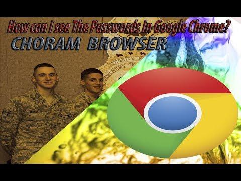 How can I see The Passwords In Google Chrome? গুগল কোরাম ব্রাউজার এর মাধ্যমে  password সেভ করুন।