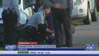 Woman found beheaded in Zebulon