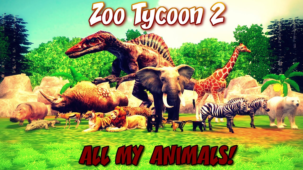 Zoo Tycoon 2: All My A...