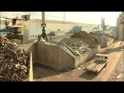 Stainless Steel Production Process - ArcelorMittal Châtelet Site