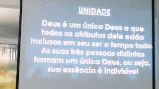 Atributos de Deus parte 02