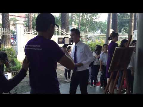 MC Chí Cường - Bilingual English Vietnam MC LỄ TỐT NGHIỆP Tại KELLY PANG