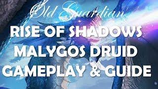 Malygos Druid in Rise of Shadows (Hearthstone deck)