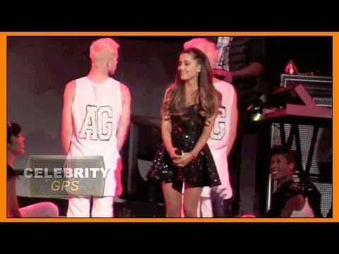 Ariana Grande Says Relationship With Ex Was Toxic - Hollywood TV