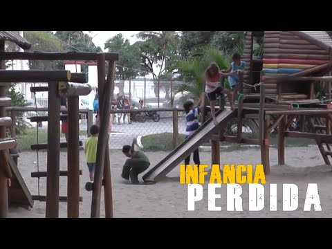 COMANCHE - Infância Perdida (Video Clipe Oficial)
