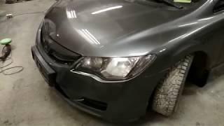 Кузовной ремонт Хонда Цивик