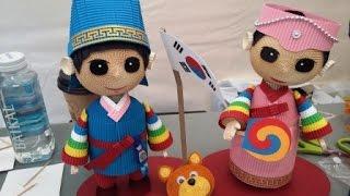 Смотреть видео Фестиваль корейской культуры