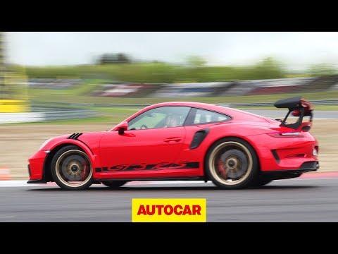 2018 Porsche 911 GT3 RS review | 513bhp roadgoing racer tested | Autocar