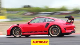 Porsche 911 GT3 RS 2018 review | 513bhp roadgoing racer tested | Autocar