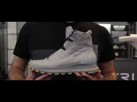 23512505b67 Ecco Exostrike at OutDoor 2018 - Summer 2019 - YouTube
