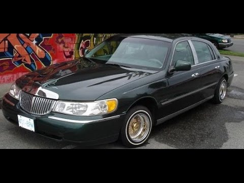 Got A Lincoln Towncar For Christmas Youtube