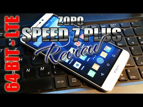 Zopo Speed 7 Plus Review Videos