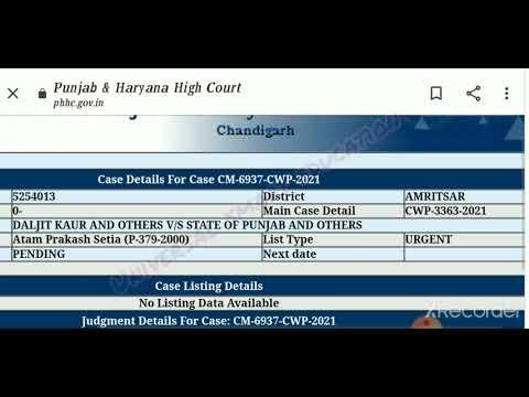 Download ETT 2364 COURT CASE NEW UPDATE / ETT 3363 COURT CASE DETAILS / NEW OFFICIAL INFORMATION