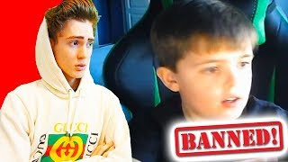 Kid Gets BANNED From Roblox Prank! | Roblox Social Experiment | Roblox Funny Moments