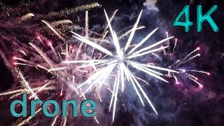 Fireworks From A Drone in 4K | Seenachtsfest Kreuzlingen 2015(Date recorded: 8. August 2015 Location: Seenachtsfest Kreuzlingen ▻ http://fantastical.ch for better quality watch in 4K Subscribe ..., 2015-08-14T10:19:28.000Z)