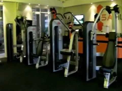 SA Fitness & Transfitness Install STAR TRAC Inspiration Strength