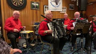 Derek Hamilton and his SDB playing Isle of Innisfree at Canderside Accordion & Fiddle Club