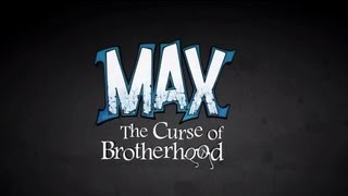 Max: The Curse of Brotherhood - Announcement Trailer