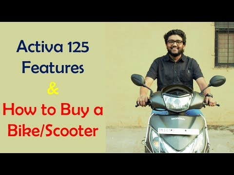 Activa 125 Features | How to buy bike/Scooter | Pre Delivery Inspection