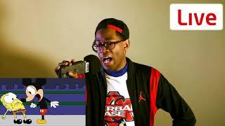 Dessin Animé Beatbox Batailles Vivre