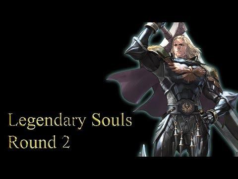 SOULCALIBUR V - Siegfried vs. the Legendary Souls | ROUND 2