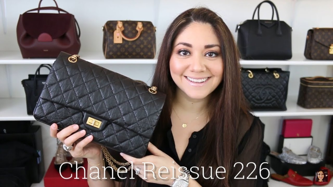 d01c40ef14db Chanel Reissue 226 Review | Minks4All - YouTube