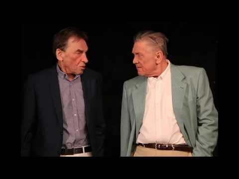 Divadlo Ungelt:   Pan Halpern a pan Johnson