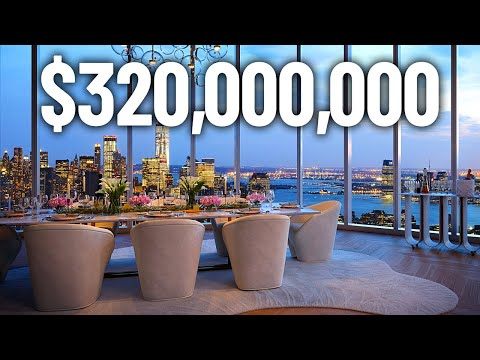 10 Most Expensive Penthouses In America