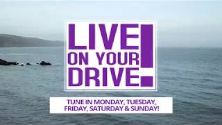 LIVE On Your Drive