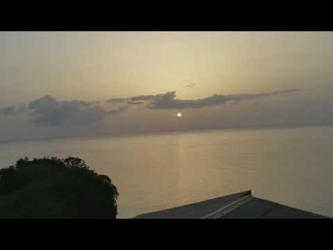 PARADISE: SUNSET IN ST. VINCENT AND THE GRENADINES