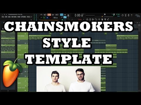 Learn Music Production: FL Studio 12 Chainsmokers style FLP Download