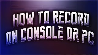 How To Record Console Or PC Gameplay Using OBS And The HDPVR 2