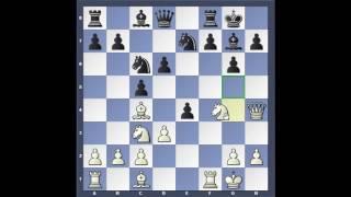 Grand Prix Bc4 - Módel skák 2