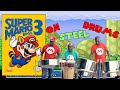 Live Super Mario 3 STEEL DRUM BAND Playthrough. Overworld level 1 theme cover. Part 2 of 3