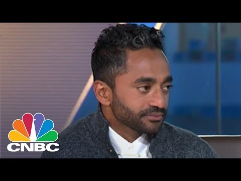 Former Facebook Exec Chamath Palihapitiya On Social Media, B