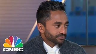Former Facebook Exec Chamath Palihapitiya On Social Media, Bitcoin, And Elon Musk (Full) | CNBC streaming