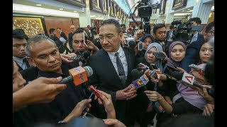 Hishammuddin sedia 'cari' Jho Low
