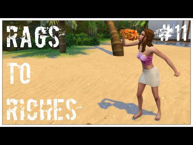 The Sims 4: Rags to Riches | Island Living | Sellőbűbáj #11