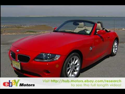 ebay motors 2003 2008 bmw z4 pov review youtube. Black Bedroom Furniture Sets. Home Design Ideas