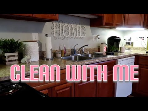 Quick Clean with Me