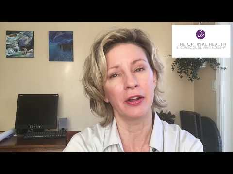 Student Testimonial: Why Anita decided to attend the optimal health and conscious living academy