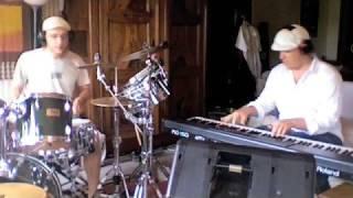 montuno de Maria cervantes (tumbao drums y piano)
