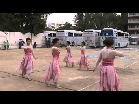 งานกีฬาสีนครชัยแอร์ สีชมพู