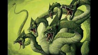山海经中的相繇,其实不是九头蛇,历代研究者都误读了!