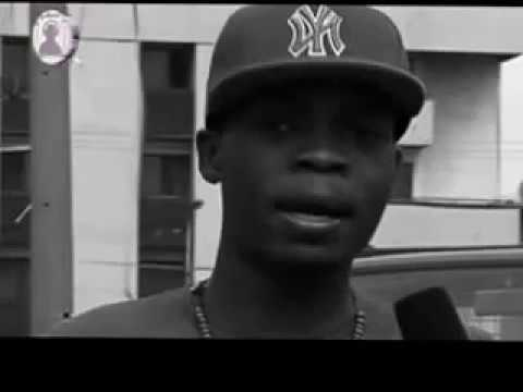 Olamide's interview with Akin Odunsi in Bariga