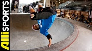 Steve Caballero on Art + Bones Brigade + Powell Peralta 2013, Alli Sports Skateboarding Catching Up