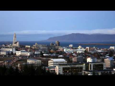 Cities of Iceland