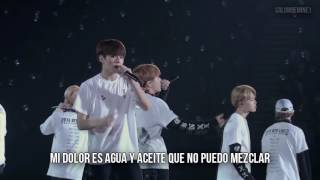BTS - Whalien 52 (Live Epiloge HYYH 2016) [Sub Esp.]