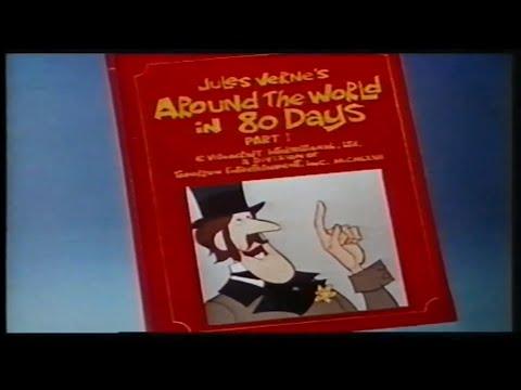 Festival of Family Classics - De reis om de wereld in 80 dagen (1972)